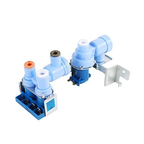 Water Inlet Valve Assembly (5221JA2006D Kenmore Refrigerator Water Inlet Valve Assembly)