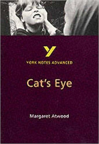 Book 'Cat's Eye' (York Notes Advanced)