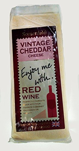 - Enjoy Me With... Vintage Cheddar/RedWine