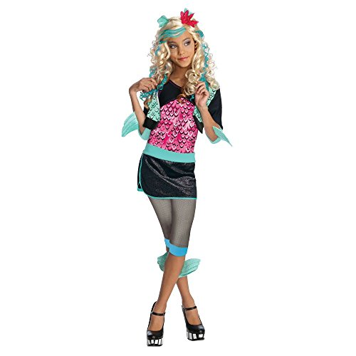 [Monster High Lagoona Blue Costume - Costume Ideas] (Costumes Ideas For 4)