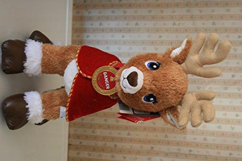 Build A Bear Workshop Team Santa Reindeer - Dancer ()