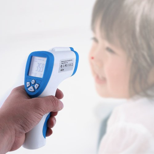 NAMEO Digital Thermometer, High-accuracy Non-contact Digital Infrared Thermometer for Baby Forehead Medical or Home Use