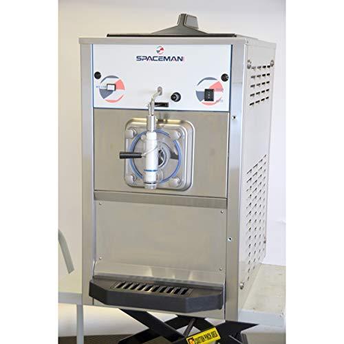 Spaceman 6690 Slushy Granita Frozen Ice Beverage Drink Machine - Cream Spaceman Maker Ice