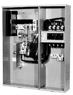 MILB U4031-O-2/200 320A COMBO W/MCB (Meter Socket 320a)