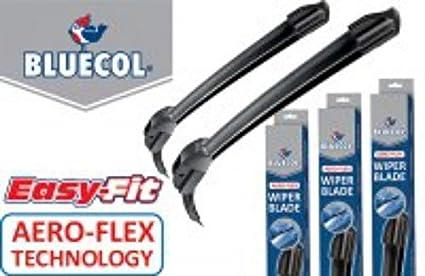 TETROSYL LTD Bluecol - Cadena Textil Aeroflex limpiaparabrisas 28 ...