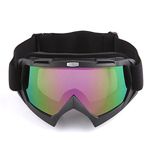 Motocross MX BMX ATV Dirt Bike Ski Snowboard MX Goggles, Arrow Matt - Arrow Eyewear