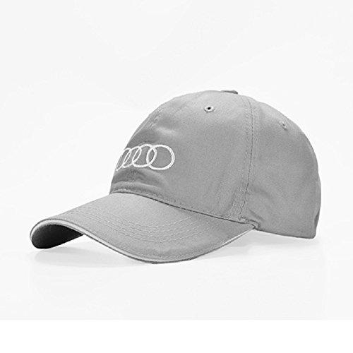 Racing Baseball Cap Hat (Benzaulac Car Logo Cap Baseball Hat F1 Racing Sports Motor Hat for Audi car)