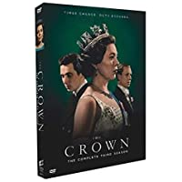 The Crown Season 3 [DVD 3-disc Set 2020]