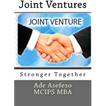 Joint Ventures: Stronger Together