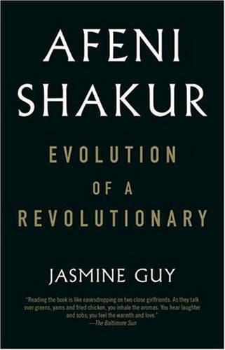Afeni Shakur : Progress of a Revolutionary