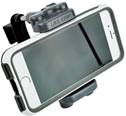 Lockjaww In-Flight Device Holder for iPhone Android, and Small Tablets