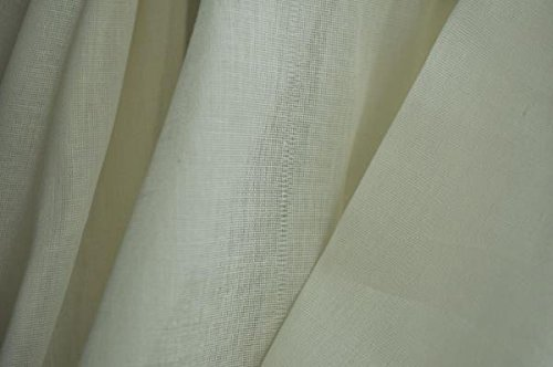 Organic Cotton Voile Fabric Natural product image