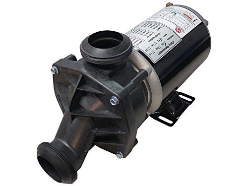 Hot Tub Jacuzzi Pump 1.5HP 120V 2-SPEED WITHOUT CORD J-PUMP (1 1/2 Hp Jacuzzi)