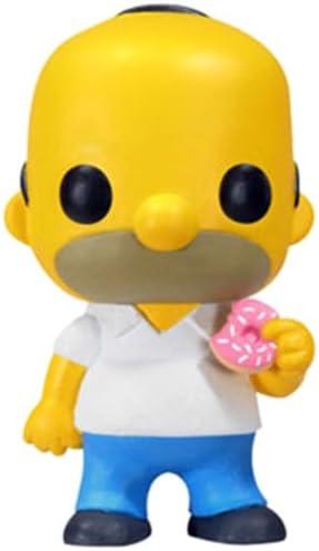 Funko - Figurine Simpsons Homer Pop 10 cm - 0830395025193