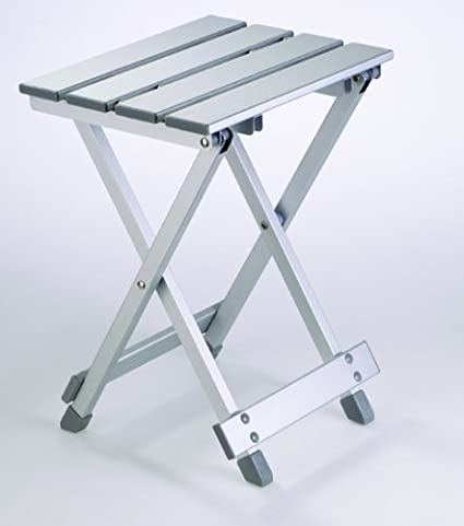 Alu Klapphocker.Aluminium Klapphocker Single