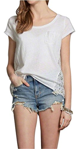 abercrombie-fitch-womens-blouse-lace-back-top-large-white