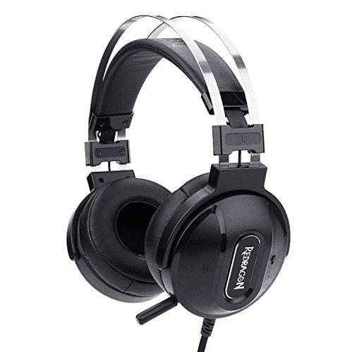 SHOFEYP Auriculares para Juegos con Auriculares, Jedi Survival, Auriculares, Escucha, Omnidireccional 7.1, Auriculares para...