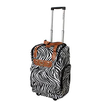 """Easy Travel 20"""" Rolling Carry-On Suitcase"""