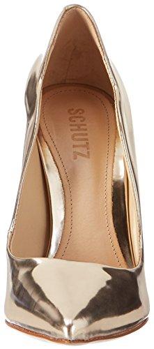 SCHUTZ S2-02360001 - Tacones Mujer Gold (Platina)