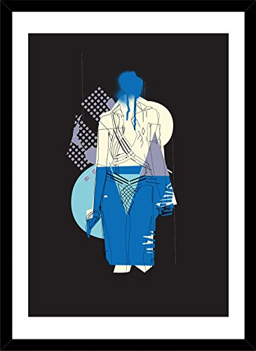 2 - Chanel Blue Model