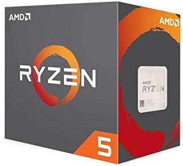 AMD Ryzen 5 1600x 3.6GHz - Procesador (AMD Ryzen 5, 3,6 GHz, Socket AM4, PC, 1600x, 32-bit, 64 bits)