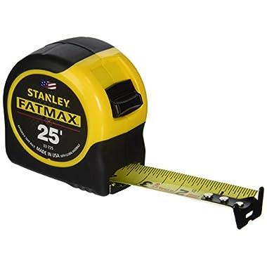 Stanley 33-725 25-Feet FatMax Tape Measure