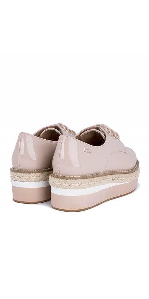 c0b8fc1b MUSTANG Zapatos Plataforma Yute Nude - Color - Nude, Talla Zapatos ...