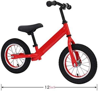 JBHURF Andador de Bicicleta liviano para niños, sin Pedal, de Dos ...