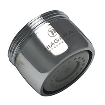 Amazon.com: 0.5 GPM Low Flow Dual-Thread Faucet Aerator - Kitchen ...