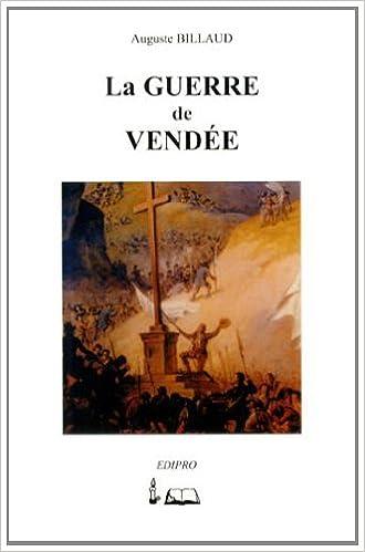 En ligne téléchargement La guerre de Vendée pdf, epub