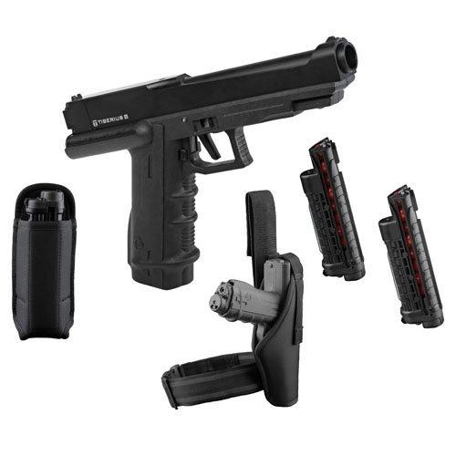 Tiberius Arms T8 Paintball Pistol Players (Tiberius Paintball Pistols)