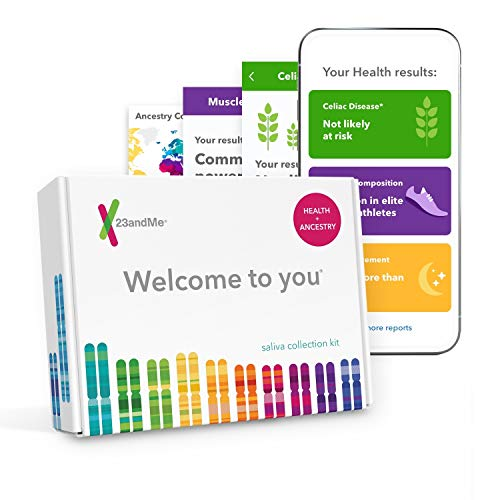 23andMe Health Ancestry Service