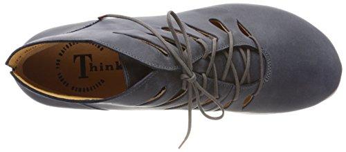 Kombi Femme Desert Menscha Navy 282079 Boots 88 Think Bleu g6fw1