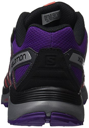 Salomon Chaussures Lite acai Violet Gtx phantom grape Trail Femme Xa De Juice rwgtr5