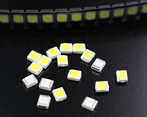 200pcs x Super bright 0805 SMD SMT led white 0805 SMD/SMT led light white