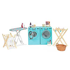 Amazon Com Our Generation Dolls Tumble And Spin Laundry