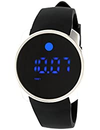 Movado Men's Bold 3600146 Black Silicone Quartz Watch
