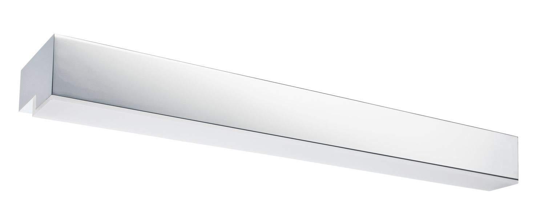 Paulmann Spiegelleuchte, Metall, G5, Weiß
