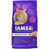 Iams Proactive Health Healthy Kitten Dry Cat Food With Chicken, 3.5 Lb. Bag