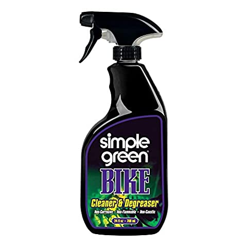 Simple Green Bike Cleaner and Degreaser 24 oz. (Case of 12) - Simple Green Hand Cleaner