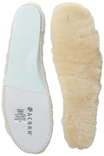 Pour Femme Naturel Size One Chaussons Acorn SqZECFn5W