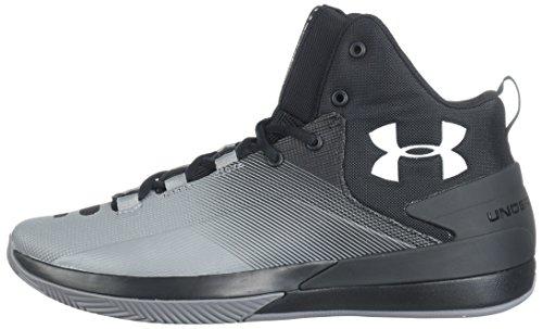 Hommes Basketball Chaussures 005 Ua Pour Armour De Noir Rocket noir Under 3 xOZwqC1