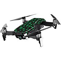 MightySkins Skin for DJI Mavic Air Drone - Marijuana | Min Coverage Protective, Durable, and Unique Vinyl Decal wrap cover | Easy To Apply, Remove, and Change Styles | Made in the USA
