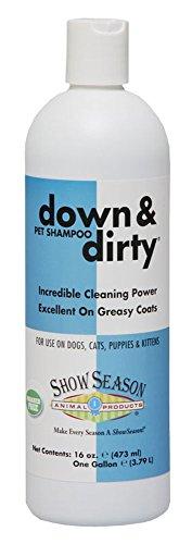 - Down & Dirty Pet Shampoo 16 oz.