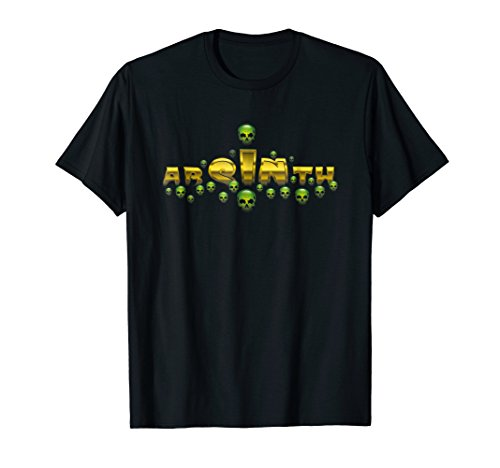Shirt (Absinthe Green Fairy Shirt)