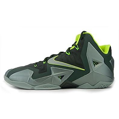 Nike Lebron XI ({11}) - 616175-800 - Zapatillas de Baloncesto ...