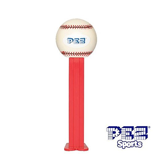 PEZ Candy Sports Assortment Blister Pack (Dispenser Pack of - Blister Assortment