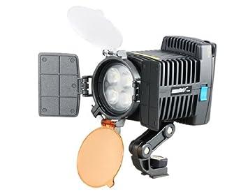Prodigix T400 luz de vídeo LED Digital (Negro): Amazon.es ...