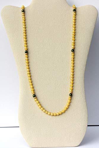 Dalia Pearls - Yellow 32
