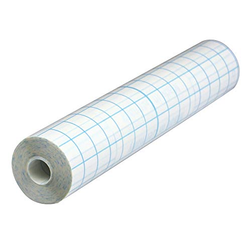 Clear Coreless Rolls - The Library Store ClearSeal Repositionable Laminate 14 inches W x 600 inches Gloss Roll